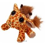 plyšová Menší žirafka Lanna, plyšová hračka