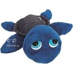 plyšová Modrá želva Mo, plyšová hračka