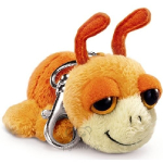 plyšová Mraveneček Archie klíčenka, plyšová hračka