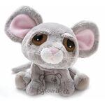 plyšová Myš Snuffle, plyšová hračka