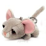 plyšová Myška Blossom klíčenka, plyšová hračka