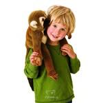 plyšová Opice saimiri, plyšová hračka