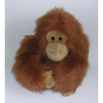 plyšová Orangutan, plyšová hračka
