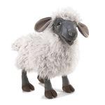 plyšová Ovce Wensleydale, plyšová hračka