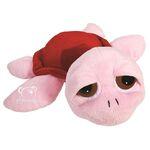 plyšová Růžová želva Marina, plyšová hračka