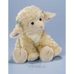 plyšová Sedící ovečka Lola