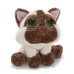 plyšová Siamská kočka Seonmi, plyšová hračka