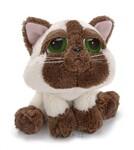 plyšová Siamská kočka Seonmi menší, plyšová hračka