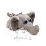 plyšová Slon Gazoo klíčenka, plyšová hračka