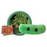 plyšová Tuberkulóza (TBC), plyšová hračka