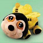 plyšová Včelka Hunnie menší, plyšová hračka