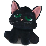 plyšová Velká kočka Shadow, plyšová hračka