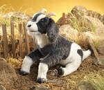 plyšová Velká koza