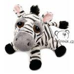 plyšová Zebra Stripes
