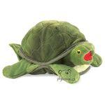 plyšová Želva menší, plyšová hračka
