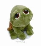 plyšová Želva Shecky sedící, plyšová hračka