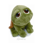 plyšová Želva Shecky sedící malá, plyšová hračka