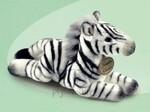 plyšové Mládě zebry