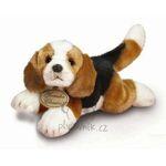 plyšové Štěně beagle