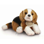plyšový Beagle velký, plyšová hračka