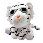 plyšový Bílý tygr Tiiah menší