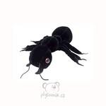 plyšový Černý mravenec