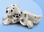 plyšový Dalmatin menší, plyšová hračka