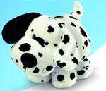 plyšový Dalmatin Rollie Pollie, plyšová hračka