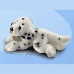 plyšový Dalmatin štěně