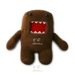 plyšový Domo-Kun, plyšová hračka