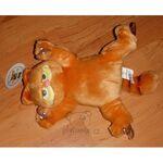 plyšový Filmový Garfield s přísavkami, plyšová hračka