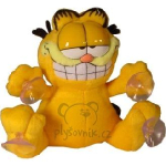 plyšový Garfield s přísavkami, plyšová hračka