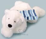plyšový JUMBO lední medvěd Iceberg, plyšová hračka