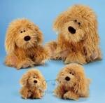 plyšový JUMBO pes Noodle
