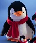 plyšový JUMBO tučňák Tundry, plyšová hračka