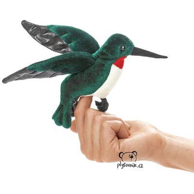 Plyšová hračka: Plyšový kolibřík plyšový | Folkmanis