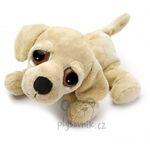 plyšový Labrador Barney menší, plyšová hračka