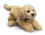 plyšový Labrador menší, plyšová hračka