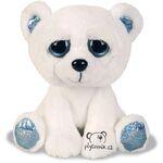 plyšový Lední medvěd Icicle, plyšová hračka