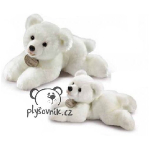 plyšový Lední medvěd Yomiko, plyšová hračka