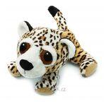 plyšový Leopard Leonard, plyšová hračka