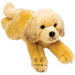 plyšový Ležící labrador Yomiko, plyšová hračka