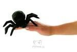 plyšový Maňásek na prst pavouk 1+1 ZDARMA
