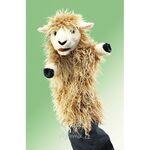 plyšový Maňásek ovce