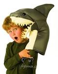 plyšový Maňásek žralok