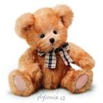 plyšový Medvěd Deeken, plyšová hračka