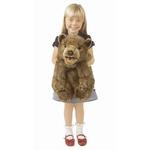plyšový Medvěd hnědý mládě, plyšová hračka
