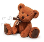 plyšový Medvěd Westin menší, plyšová hračka