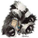 plyšový Medvídek Finley