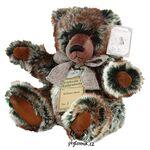 plyšový Medvídek William, plyšová hračka